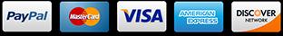 PayPal, Vorkasse , Kreditkarte und Rechnung