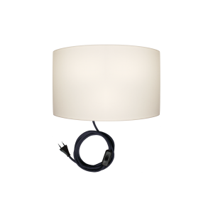 Wandlampe N°46 Tradiditonsschiff aus Segel