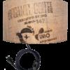 Kaffee-Lampe Wand