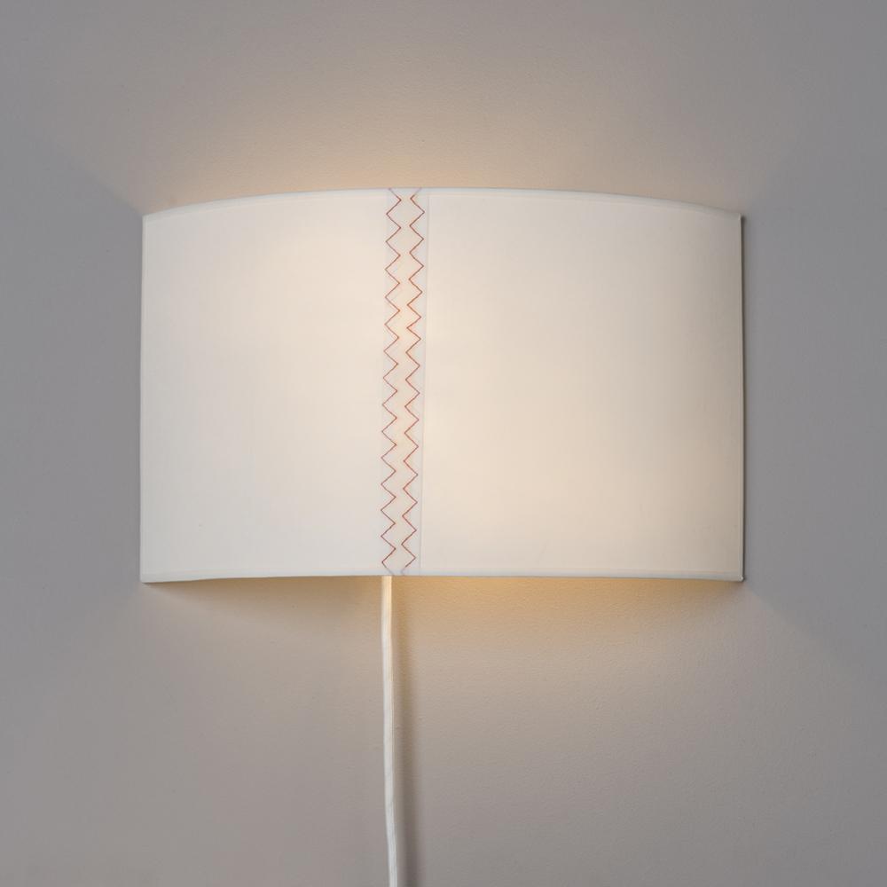 wandlampe segel