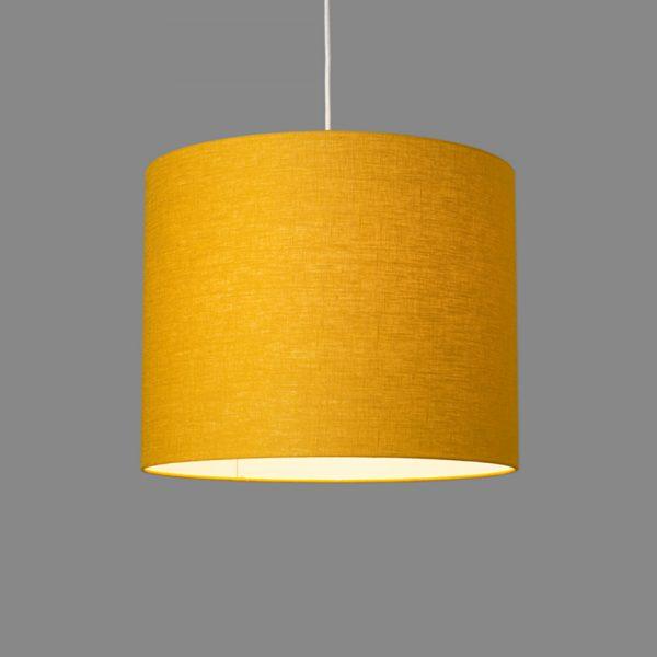 lumbono-pendelleuchte-leinen-gelb