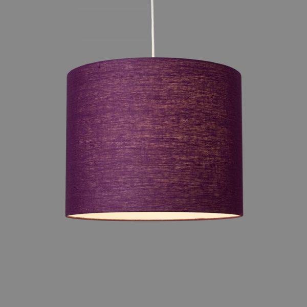 lumbono-pendelleuchte-leinen-violett